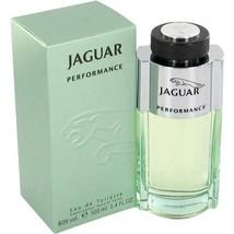 Jaguar Performance Cologne  By Jaguar for Men 3.4 oz Eau De Toilette Spra - $24.50