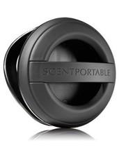 Bath & Body Works Scentportable Car Visor Clip Black Rubber - $9.99