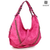 DASEIN Women Casual Hobo Shoulder Bag Soft Washed Vintage Handbags Desig... - $44.99