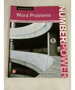 Contemporary Word Problems A Real World Approach to Math McGraw Hill - $9.86