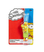 "The Simpsons 4"" Marge & Maggie Simpson Collectible Figure by Character O... - $24.73"