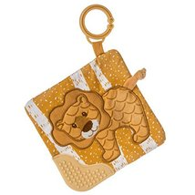 Mary Meyer Afrique Crinkle Teether Toy, Lion - $13.99