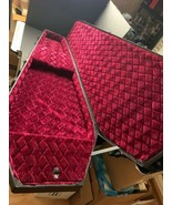 Coffin Guitar Case - new - Red Velvet - 300-VX  - $180.45