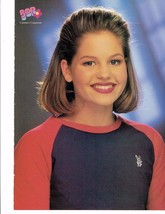 Candace Cameron teen magazine pinup clippings Full House DJ Tanner Bop - $3.50