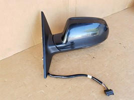 10-14 Audi A5 Hardtop Side View Door Wing Mirror Driver Left - LH  [12 wire] image 2