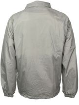 Renegade Men's Lightweight Water Resistant Button Up Windbreaker Coach Jacket image 11