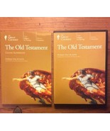 The Old Testament (The Great Courses) 4 DVD Set + Course Guidebook - $31.18