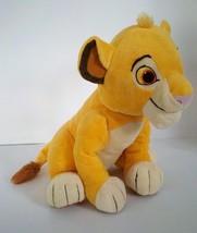 Koh'ls Cares Disney's 'The Lion King' SIMBA Soft Plush Stuffed Doll Toy ... - $8.90