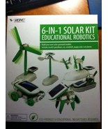 Vibe Essential 6-in-1 Solar Kit - Educational Robotics - $19.95