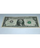 2013 Bill États Unis Billet de Banque Doc Vacances Date Anniversaire Ann... - $12.39