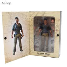 AOF NECA Uncharted 4 A thief's end NATHAN DRAKE Ultimate Edition PVC Act... - $56.00
