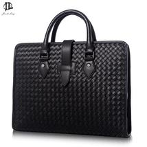 Men Messenger Bags 100% Genuine Leather Bag Luxury Designer Handbag High... - $120.50+