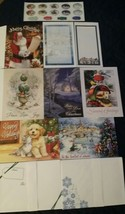 Flash Sale》24 CHRISTMAS HOLIDAY CARDS》Support Shriners Hospital for Chil... - $6.92