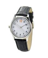 Backwards Watch Numbers Men Watch Women Watch Free shipping worldwide  - $39.00