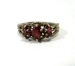Vintage Estate Find Ring Approx Between Size 6.5 - 7 Stamped W88 - €12,58 EUR