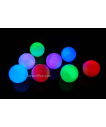 Set of 8 Litecubes Brand RAINBOW Light up LED G... - $19.95