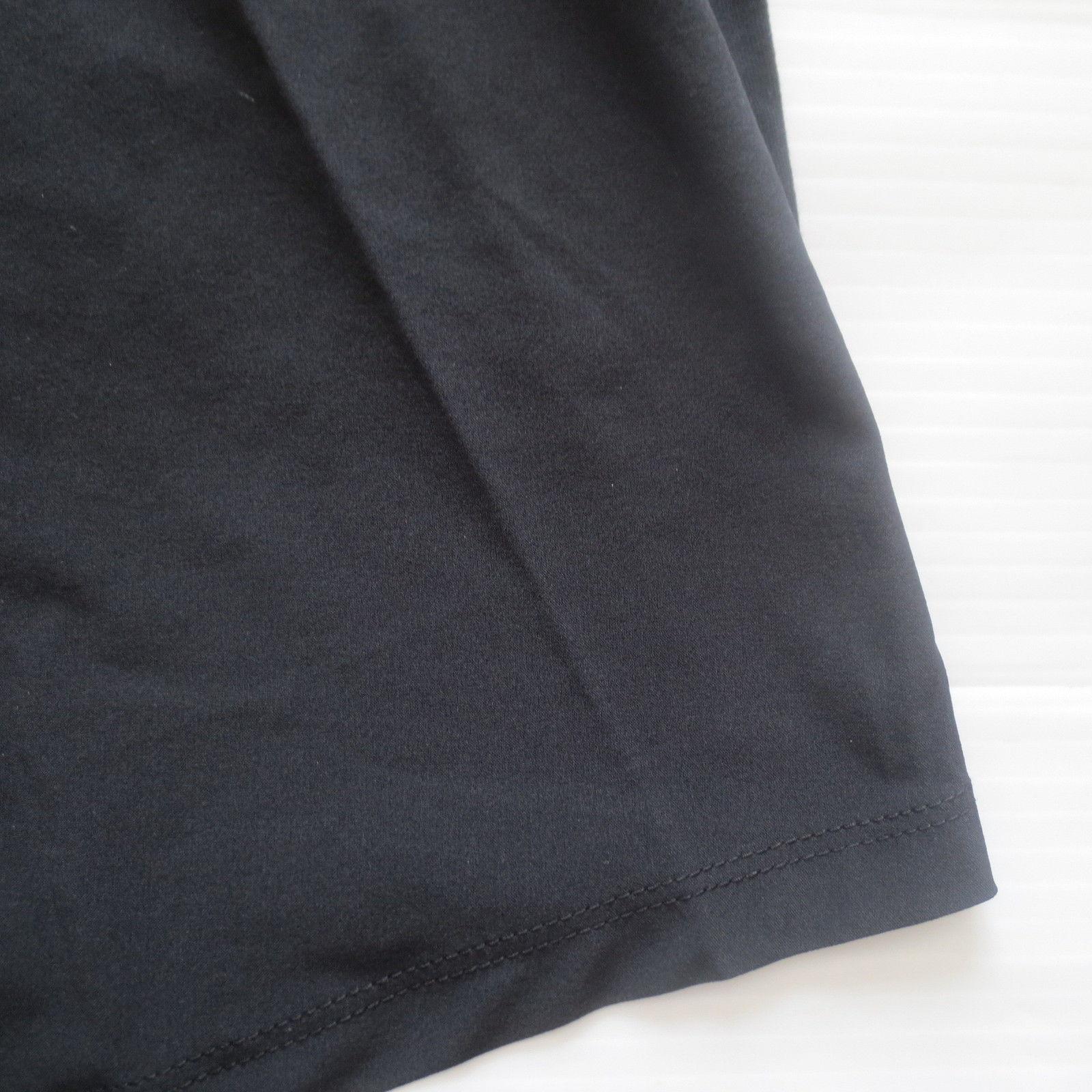 Nike Women Breathe Tank Top Shirt - 862774 - Black 010 - Size L - NWT image 9