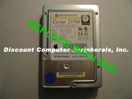 """WD AC21700 3.5"""" IDE Drive Replace with this SSD 2GB 40 PIN IDE Card"""