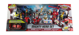 Power Rangers Dino Charge Mighty Hero Set NEW SEALED - $210.38