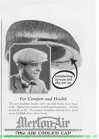 A 1924mertoncapforcomforthealth