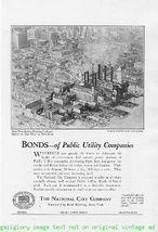 1924 National City Company Bank 4 Vintage Print Ads - $3.50