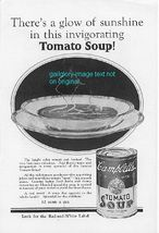 1926 Campbell's Soup 2 Vintage Print Ads 12 Cents A Can - $3.50