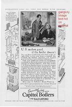 1926 Capitol, Nokol, Oilmatic 3 Vintage Oil Heat Ads - $3.50