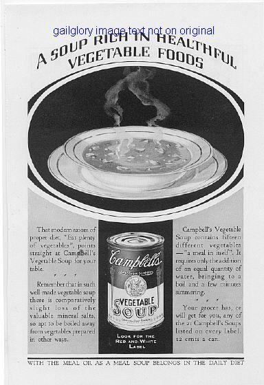 A 1928campbellssouprich