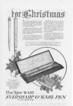 1924 Wahl Eversharp Pen Pencil 4 Vintage Print Ads - $3.50