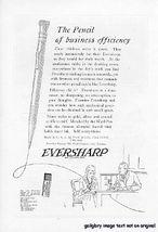 1922 Eversharp Pencil 2 Vintage Magazine Print Ads - $2.50