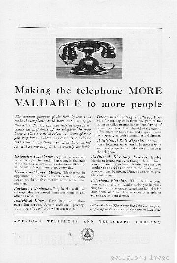 A 1933americantelagraphmorevalu