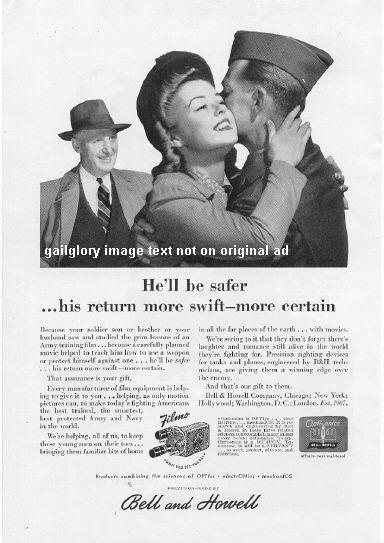 A 1944bellhowellsafereturn