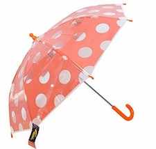 Girls Umbrella Assortment, 100% Polyester, 26 In coverage (Colors Vary) - $42.17