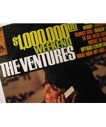Album - $1,000,000 Weekend - The Ventures - $3.00