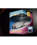 Star Trek Strike Force STNG Enterprise NCC-1701-D 1997 Playmates Sealed ... - $17.99