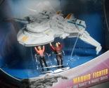 Toy star trek playmates strike force uss marquis fighter 1997 mib sealed 06 thumb155 crop