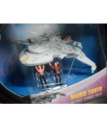 Star Trek Strike Force Series Maquis Fighter 1997 Sealed in Box Playmates - $17.99