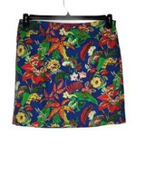 Talbots Women's New Colorful Floral Skirt Size 12 - $38.61