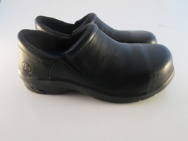Timberland Newbury 87528 ESD Alloy Safety Toe Shoe - Women's Size 7 M Bl... - $39.59