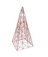 Threshold Metal Tree Sculpture Wire Tower Home Decor - Large Copper - $19.75