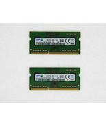 Samsung 1,35 V Ddr3 LV 8gb 2x4gb Pc3-12800 1600 MHZ Laptop Sodimm Speich... - $83.34