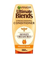 Garnier Ultimate Blends Honey Strengthening Conditioner 360ml - $12.62