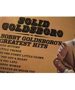 Album - Solid Goldsboro - Bobby Goldsboro - $8.00