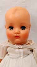 "Vintage Horsman Baby Doll Rubber with Cloth Body 18"" - $14.99"