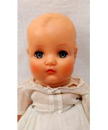 """Vintage Horsman Baby Doll Rubber with Cloth Body 18"""" - $14.99"""