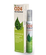 O24 Pain Neutralizer: Safe and Natural Topical Pain Relieving Spray - $19.99