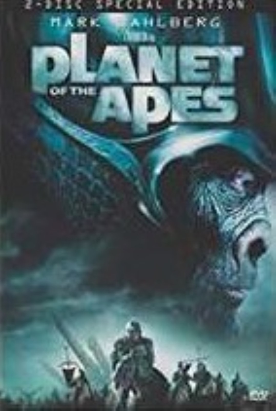 Planet of the Apes Dvd 2 Disc Special Edition Dvd