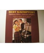 Album - Fabulous Fifties and New Delights - Bert Kaempfert - $3.00