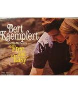 Album - Free and Easy - Bert Kaempfert - $3.00