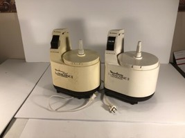 Untested Moulinex La Machine Ii & Regal Model Replacement Motor Base Devices - $14.01